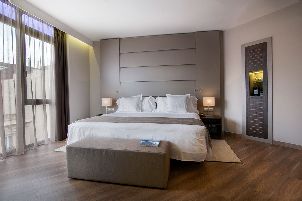 photo gallery hotel am rica barcelona barcelona. Black Bedroom Furniture Sets. Home Design Ideas